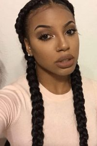 quick braiding styles for natural hair