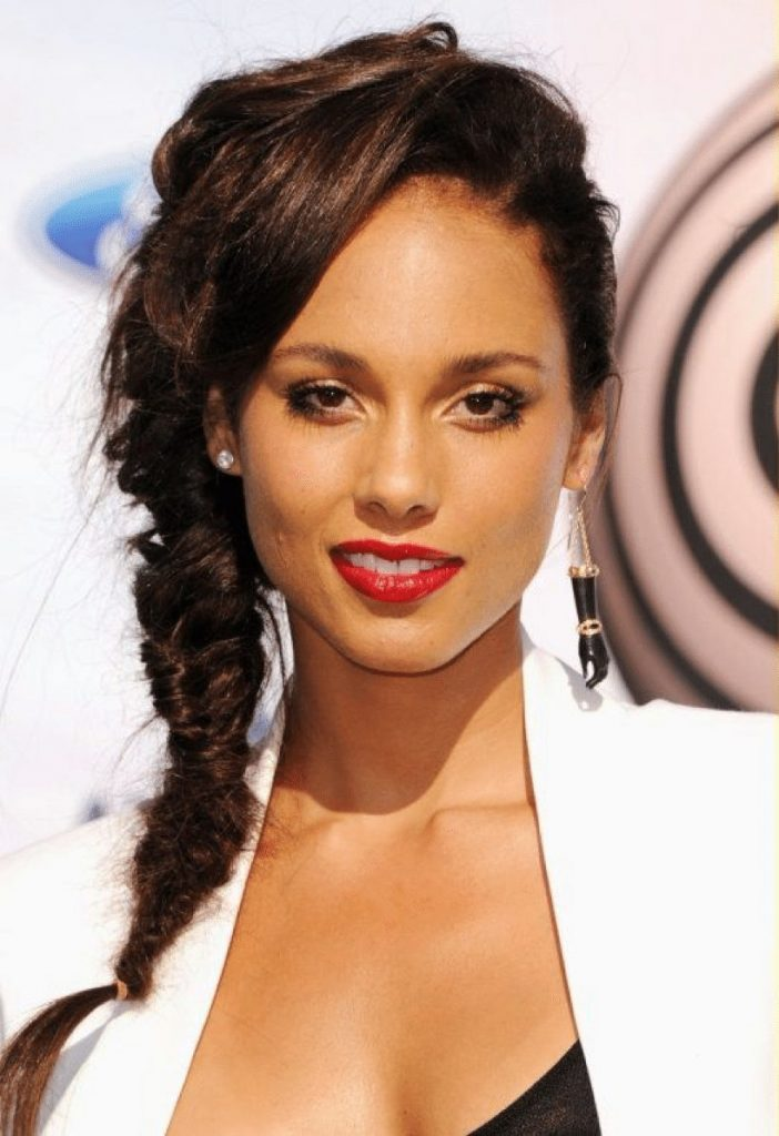 best hair weave for ponytails