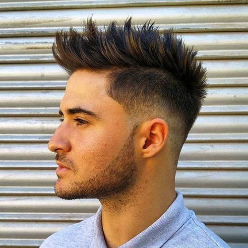 long hairstyles for boy