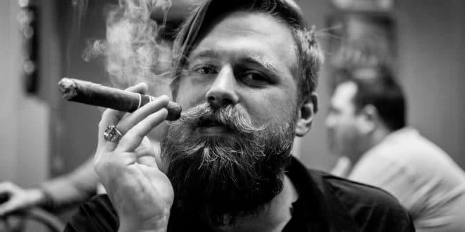 manly beard styles