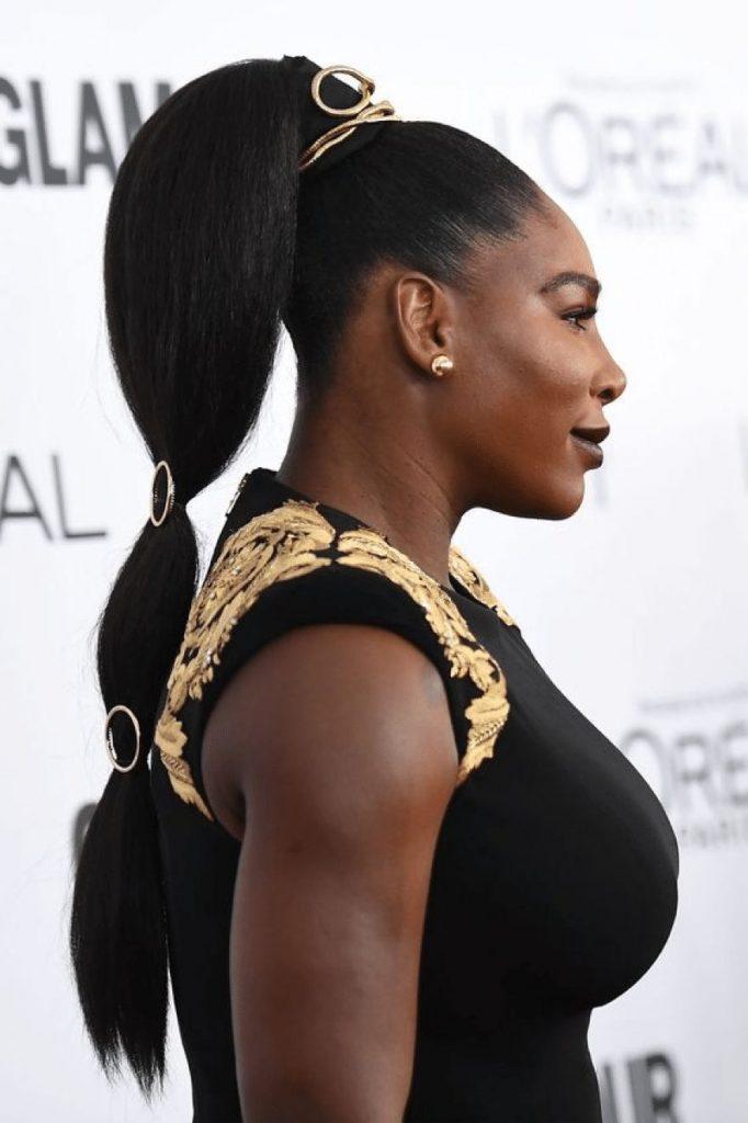 ponytail curls hairstyles