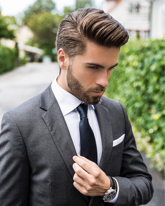 Office Hairstyle for Men | 10 Hairstyle for the Office Going Man