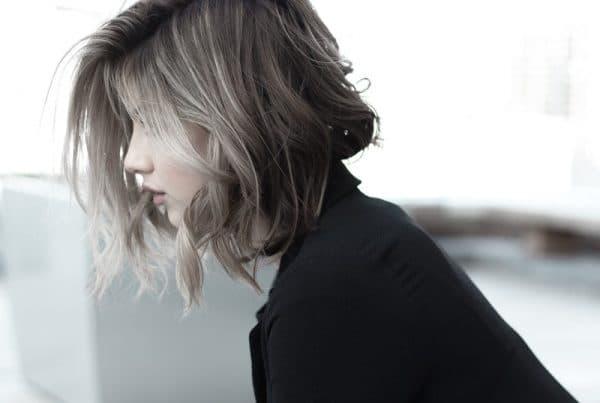 shoulder length hair for women