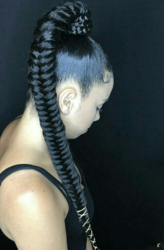 nigerian cornrow hairstyles