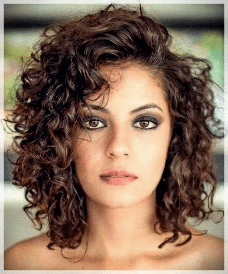 curly hair haircuts women