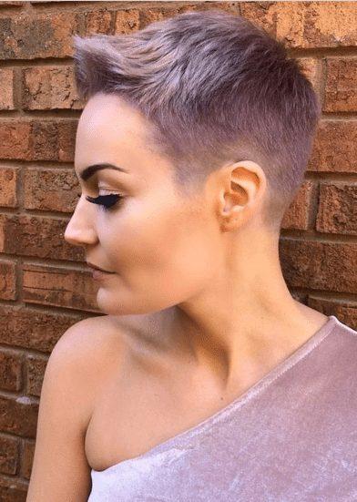 short hair styles women