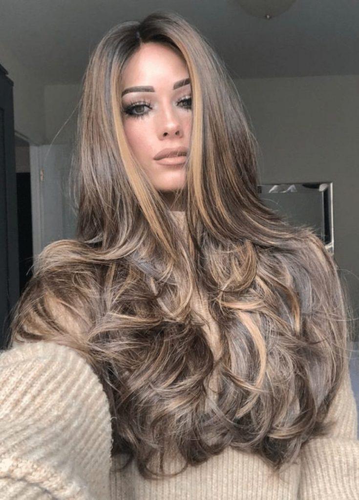 swirl hairstyle women