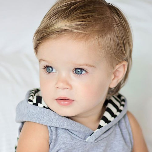 Awesome Baby Boy Haircuts 22 Super Cute Styles Best Hair