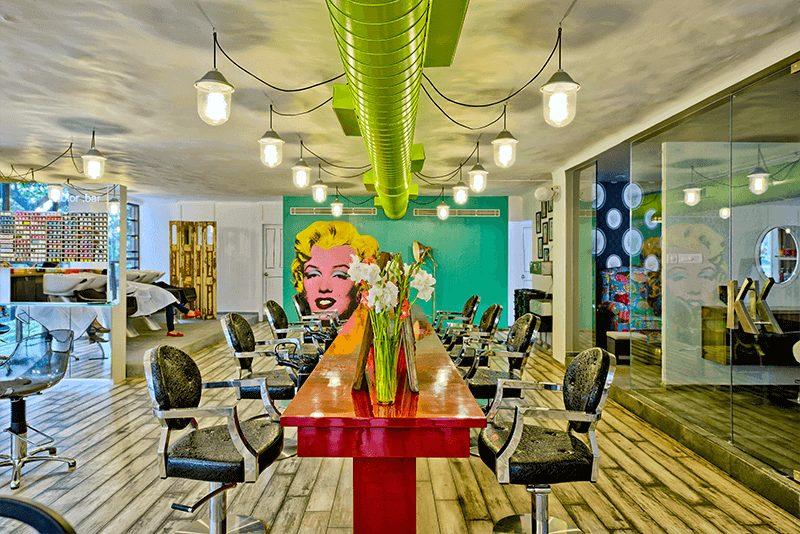 hair salon in bangalore