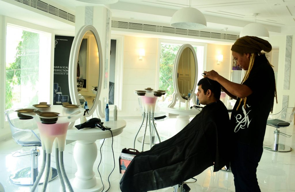 best hairstylist in bangalore