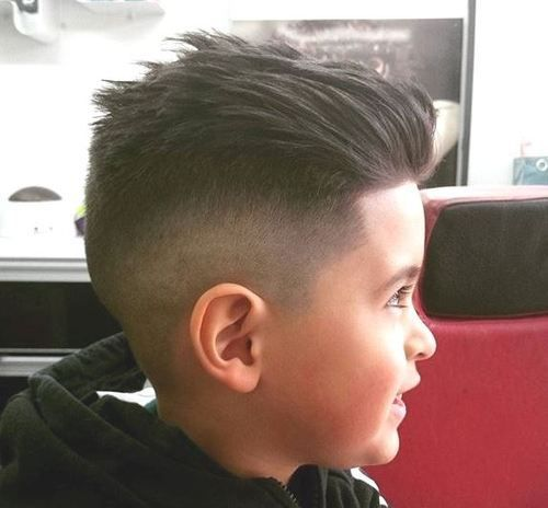 1 year old boy haircuts