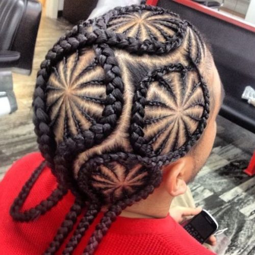 braids for black boys