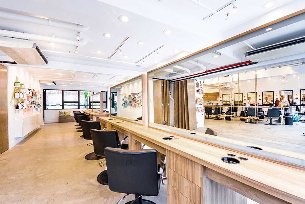 top rated salons in new york