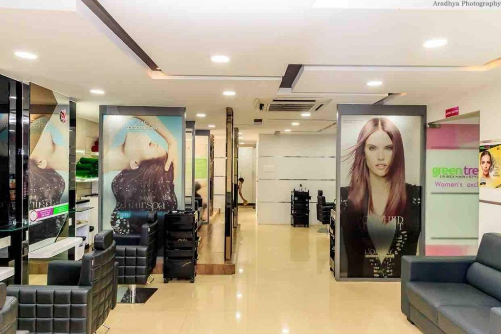 best hair cut salon in bangalore