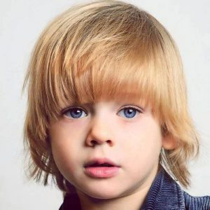 baby boy hairstyles for long hair