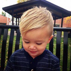 little boy haircuts for short hair