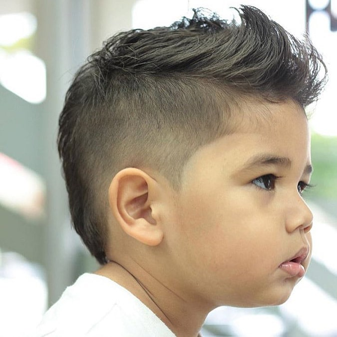 baby boy haircuts for thin hair