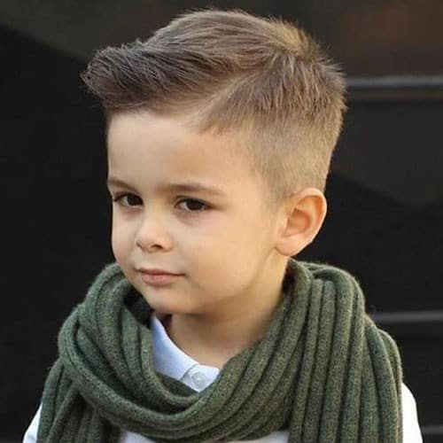 2 year old boy haircuts