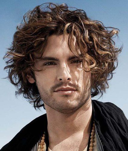 curly beachy curls
