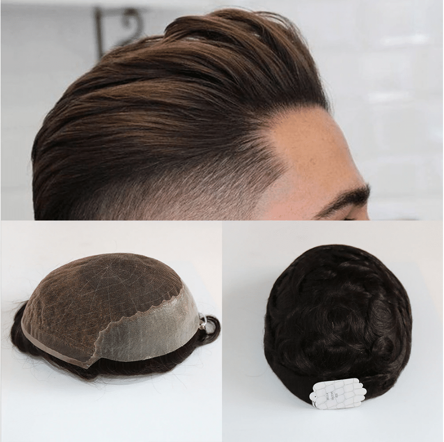 Best Men's Hair Pieces | 10 Good Quality Wigs To Buy Now
