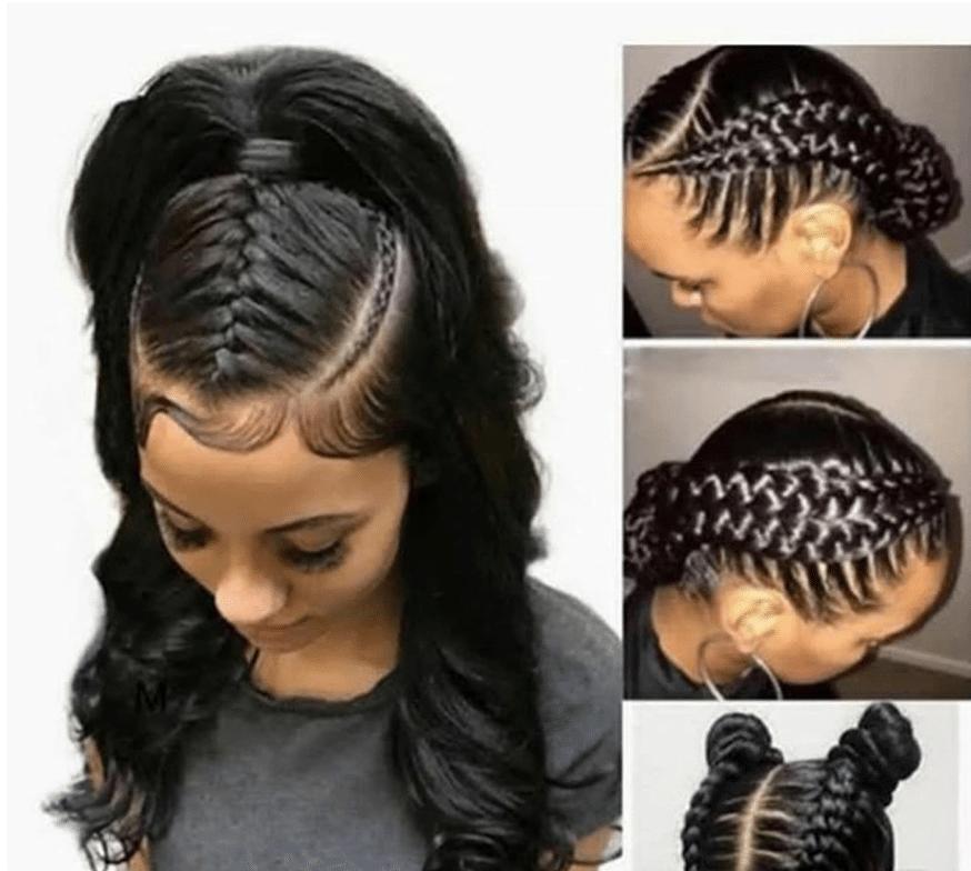 wigs using human hair