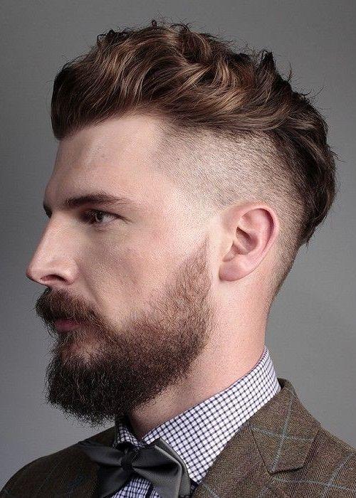 medium length hairstyle for wavy hair