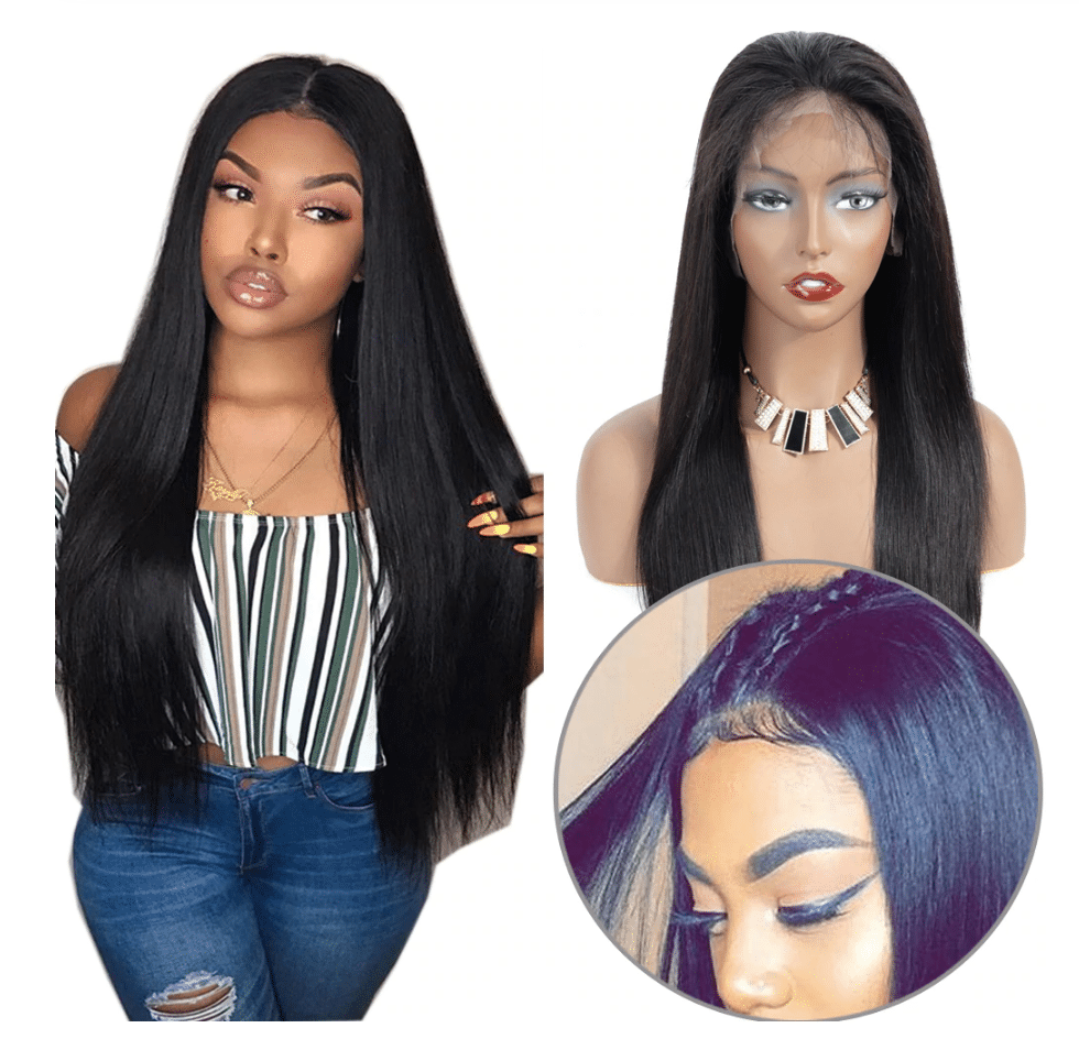 human hair wig aliexpress