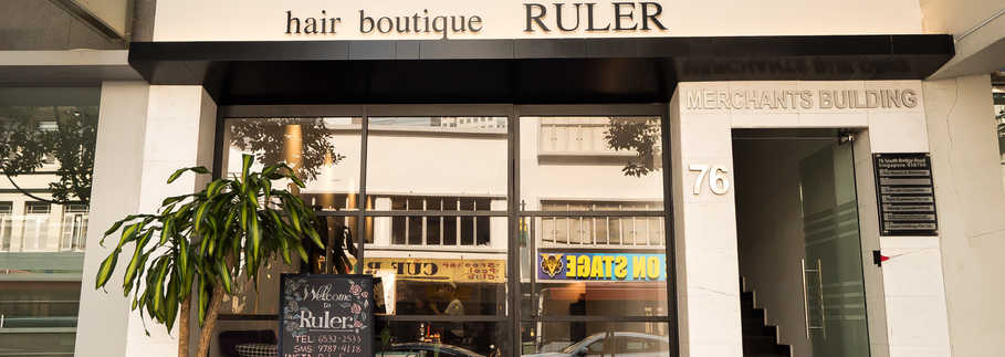 RuleR Japanese Hair Salon