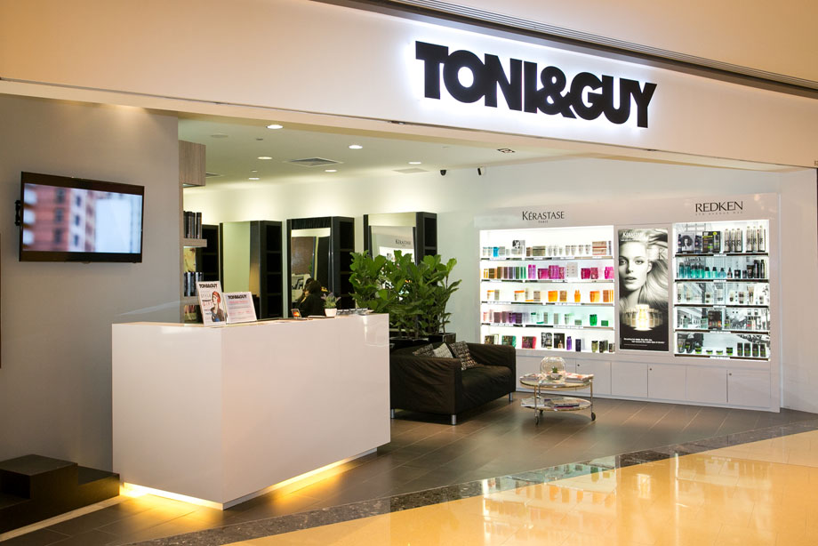 Toni & Guy Salon