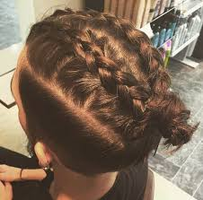 braids-with-bun-for-men