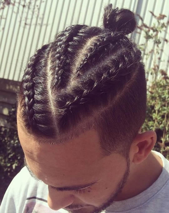 Enjoyable Braids Hairstyles For Men 5 Unreal Hairstyles To Make You A Schematic Wiring Diagrams Amerangerunnerswayorg