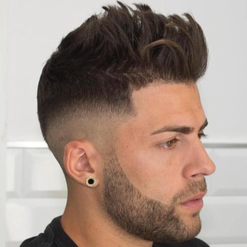 best quiff hairstyle