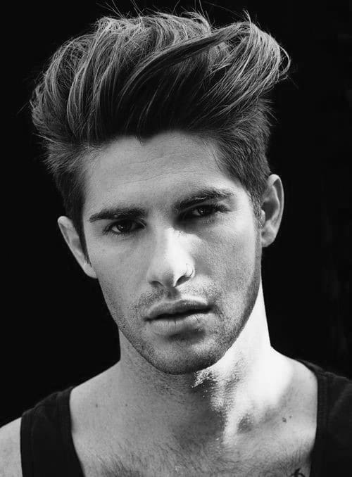 Men's Quiff Hairstyles | 20 Quiff styles to change your look!
