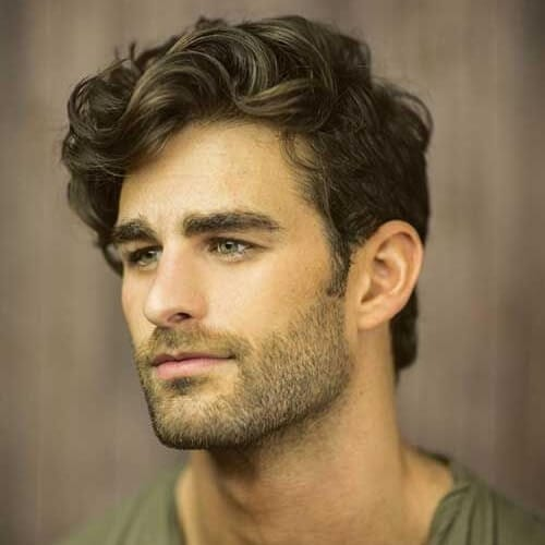 Brilliant Best Mens Wavy Hairstyles Best Hair Looks Natural Hairstyles Runnerswayorg