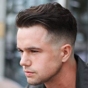 slick back hairstyles for men