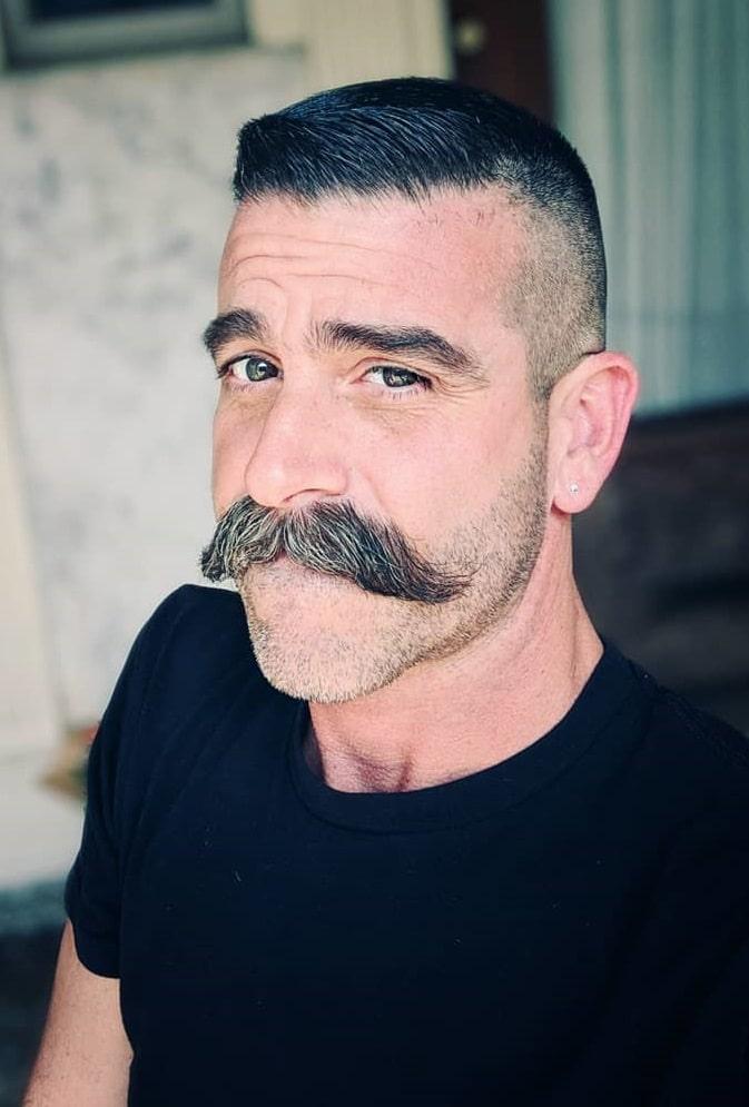 The Handlebar Moustache