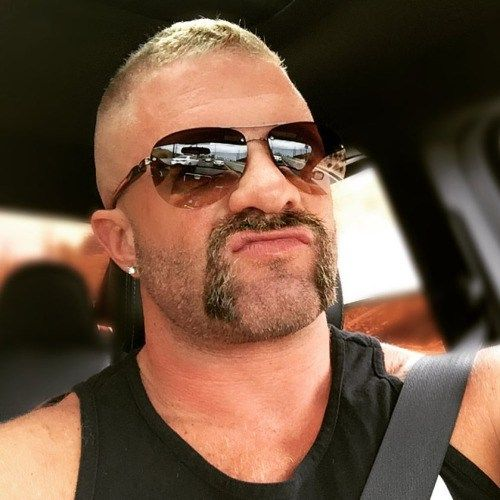 top moustahce styles for men