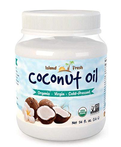 hair growth coconut oil