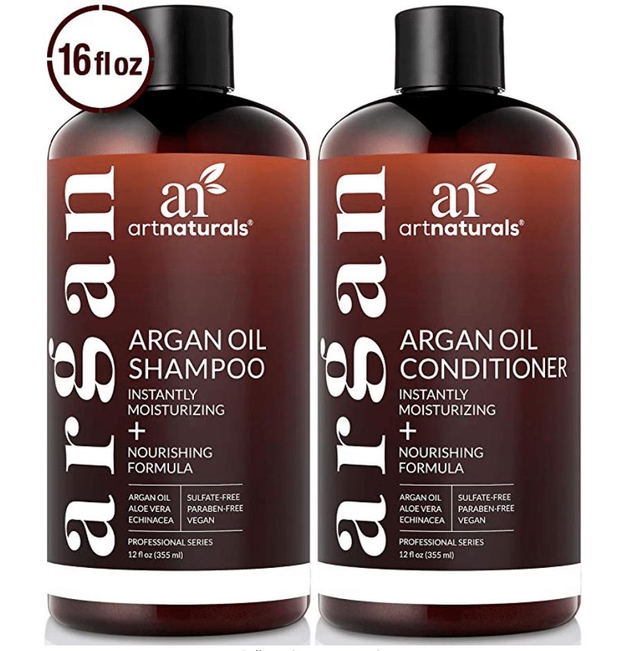 healthy shampoo for hair growth