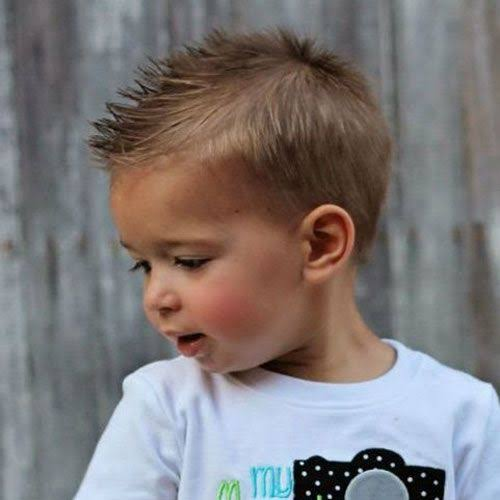 baby boy haircut styles