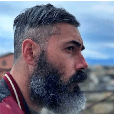 Undercut hairstyles for older men