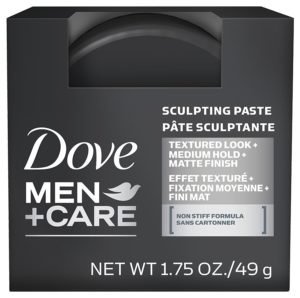 dove styling paste