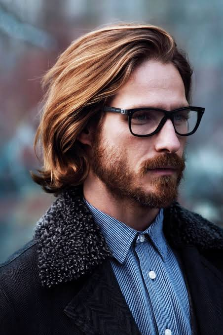 long hair professional hairstyles for men