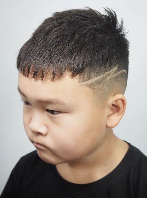 stylish boy haircuts 2020