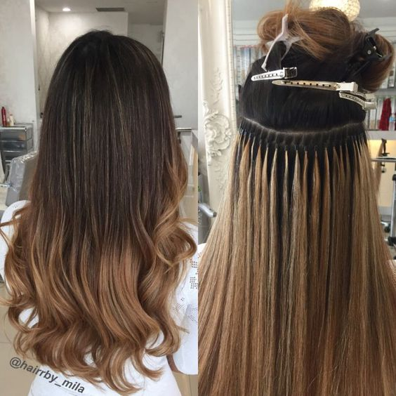 micro link hair extensions for thin hair