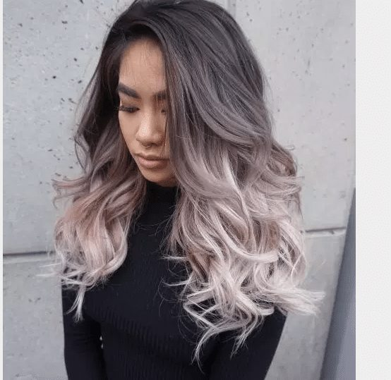 Top Asian Hairstyles with Highlights that look so gorgeous!