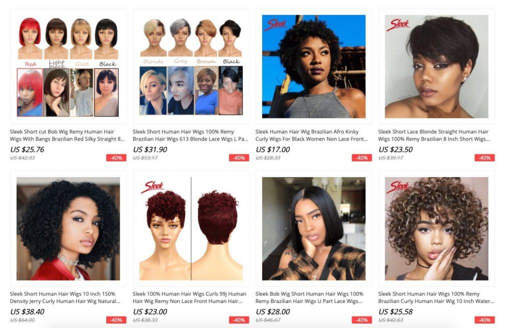 aliexpress hair review