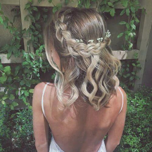 35 Homecoming Hairstyles for Short Hair