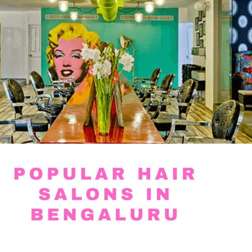 best hair salons in bangalore