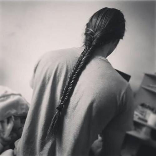 fishtail for men